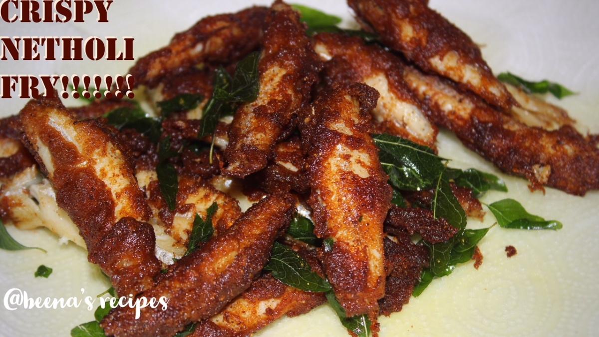 NETHOLI FISH FRY/ANCHOVY FISH FRY/NETHILI FISH FRY/SMELT FISH FRY /KARUVADUFRY