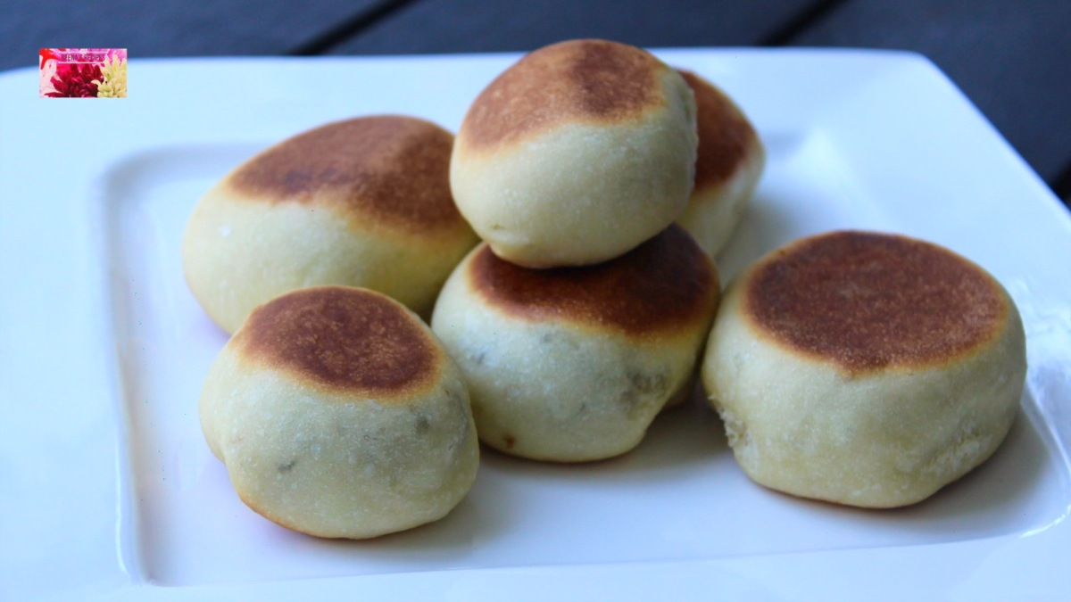 NUTELLA BUNS WITHOUTOVEN